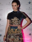 Evelyn Sharma At The Estee Lauder's Breast Cancer Awareness Campaign Bash Pic 2