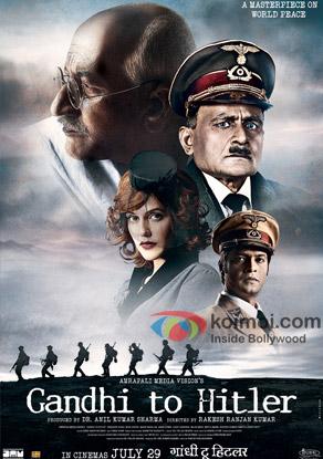 Gandhi To Hitler (2011) Poster