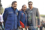 Hariharan And Lesle Lewis At Colonial Cousins Once More Album Launch Pic 2
