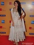 Hazel Keech At 14th Mumbai Film Festival Opening