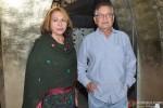 Helen And Salim Khan At Shatranj Napoli and Polpo Cafe & Bar Launch