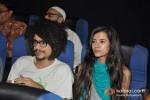 Imaad Shah And Saba Azad At Jaane Bhi Do Yaaro Movie Special Screening