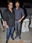 Irrfan Khan At Rahul Mitra's Birthday Bash Pic 2