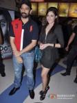 J. D. Chakravarthy And Madhu Shalini At Bhoot Returns Movie Premiere