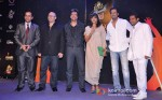 Jaaved Jaffrey, Manasi Scott And Sulaiman Merchant At Karaoke World Championship Indian Trials 2012 Grand Finale