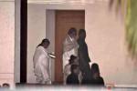 Jaya Bahchcan and Amitabh Bachchan At Yash Chopra's Chautha