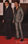 Jeetendra Kapoor And Tusshar Kapoor At Amitabh Bachchan's 70th Birthday Bash
