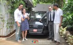 John Abraham Gifts Audi Q Life To Sister-In-law On Her Birthday In Bandra Pic 5