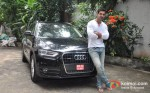 John Abraham Gifts Audi Q Life To Sister-In-law On Her Birthday In Bandra Pic 6