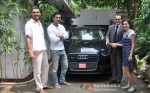 John Abraham Gifts Audi Q Life To Sister-In-law On Her Birthday In Bandra Pic 3