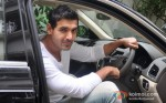 John Abraham Gifts Audi Q Life To Sister-In-law On Her Birthday In Bandra Pic 7