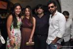 Kanchi Kaul And Shabbir Ahluwalia At Shatranj Napoli and Polpo Cafe & Bar Launch