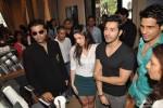 Karan Johar, Alia Bhatt, Varun Dhawan and Sidharth Malhotra Promoting Student Of The Year Movie At Starbucks Coffee Shop