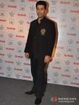 Karan Johar Unveils Filmfare Magazine October 2012 Issue