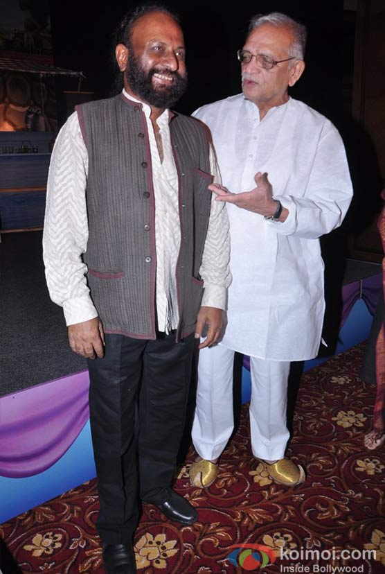 Ketan Mehta And Gulzar At Launch Of Motu Patlu Pic 2 Koimoi