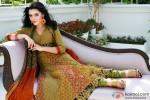 Kristina Akheeva in an Indian Avatar