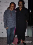 Lesle Lewis And Hariharan At The Estee Lauder's Breast Cancer Awareness Campaign Bash