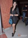 Madhu Shalini At Bhoot Returns Movie Premiere Pic 2