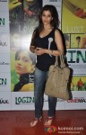 Madhurima Banerjee At Login Movie Special Screening