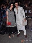 Maheep Kapoor And Sanjay Kapoor At Kareena Kapoor's Sangeet Ceremony