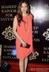 Manila Rajkumar Santoshi At Maheep Kapoor's Festive Collection Launch