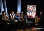 Manoj Bajpai, Abhay Deol, Esha Gupta, Arjun Rampal At Mehboob Studio For Chakravyuh Music Interviews Pic 2