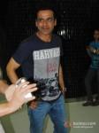 Manoj Bajpai Promoting Chakravyuh Movie At Indian Express Office