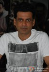 Manoj Bajpail At Mehboob Studio For Chakravyuh Music Interviews