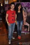 Meiyang Chang and Neeti Mohan at At Hard Kaur's Album launch P.L.A.Y Party Loud All Year