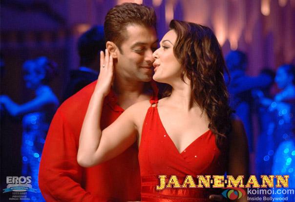 Jaan-E-Mann Movie Wallpaper