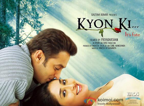 Kyon Ki... Movie Wallpaper
