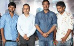 Nani, Ajay Devgan And S.S. Rajamouli At Makkhi Movie Press Meet Pic 1
