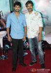 Nani And S. S. Rajamouli At Makkhi Movie Press Meet