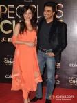 Neelam Kothari And Sameer Soni At Colors People's Choice Awards