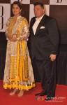 Neetu Kapoor And Rishi Kapoor At Amitabh Bachchan's 70th Birthday Bash