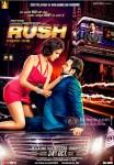 Neha Dhupia and Emraan Hashmi in Rush Movie Poster