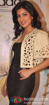 Pallavi Sharda at an event