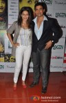 Payal Rohtagi And Sangram Singh At Login Movie Special Screening