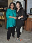 Poonam Dhillon At Party For Anu Ranjan's Birthday Hosted By Mohini
