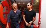 Prakash Jha And Abhay Deol Promoting Chakravyuh Movie At RED FM 93.5