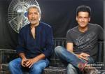Prakash Jha, Manoj Bajpai At Mehboob Studio For Chakravyuh Music Interviews Pic 2