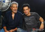 Prakash Jha, Manoj Bajpai At Mehboob Studio For Chakravyuh Music Interviews Pic 1