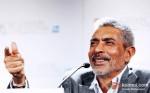Prakash Jha Promoting Chakravyuh Movie At BFI London Film Festival 2012