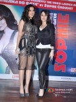 Preity Zinta Launches Sophie Choudry's 'Hungama Ho Gaya' Music Album Pic 2