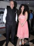 Prem Chopra And Urmila Matondkar At Delhi Safari Movie Special Screening
