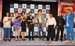 Priyanka Desai, Sagarika Ghatge, Neha Dhupia, Emraan Hashmi, Aditya Pancholi And Shailendra Singh At Rush Movie Music Launch Pic 2