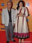 Ramesh Sippy And Kiran Juneja At 14th Mumbai Film Festival Opening