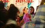 Rani Mukerji Promoting Aiyyaa Movie With Chai Poha