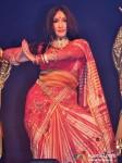 Rituparna Sengupta Visits DN Nagar Sarbojanik Durga Puja At Andheri Link Road Pic 5