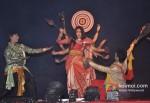 Rituparna Sengupta Visits DN Nagar Sarbojanik Durga Puja At Andheri Link Road Pic 7